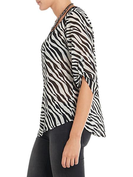 Zebra Blouse 116